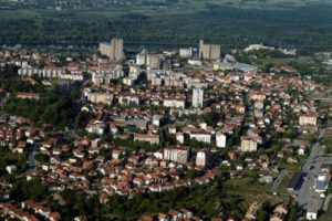 The self-governing Brcko district of Republika Sprska