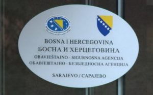 Bosnia and Herzegovina's intelligence agency